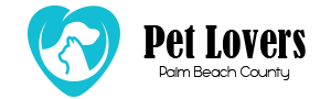 Pet Lovers Palm Beach County Logo