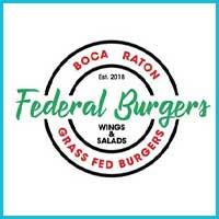 Federal Burgers Boca