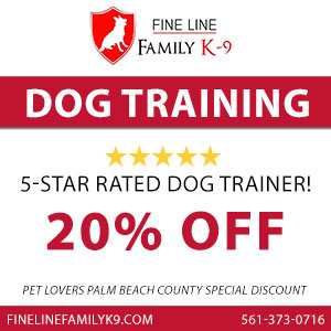 Fine Line Family K-9 Dog Training Discount
