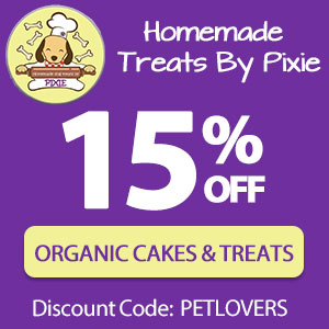 Homemade Treats by Pixie