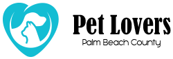 Pet Lovers Palm Beach County Logo