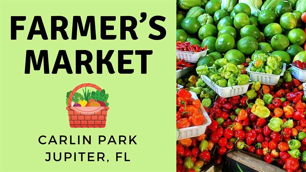 Farmer's Market Jupiter