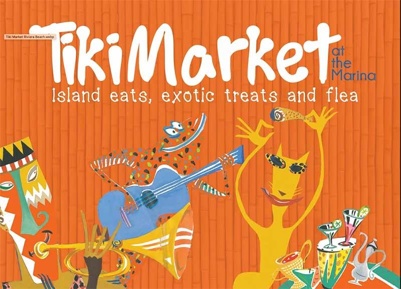 Tiki Market Riviera Beach