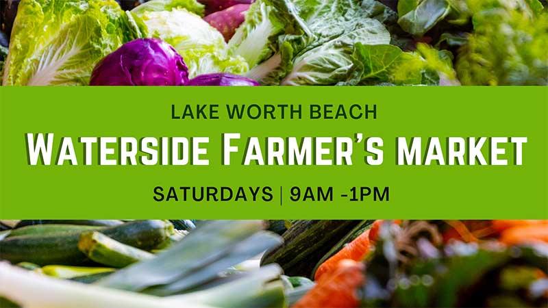 Waterside Farmers market Lake Worth Beach
